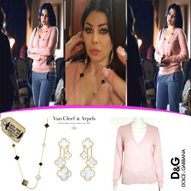 The Haifa Wehbe Fashion Blog 96