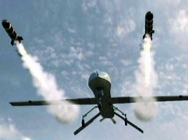 US drone strike martyrs 10 in NWA
