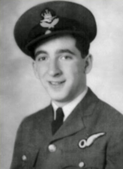 Flying Officer Joseph Feldman