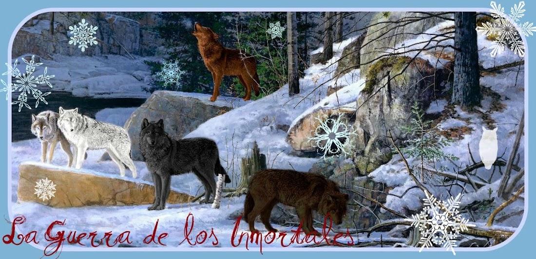 """Saga """"La Guerra de los Inmortales"""""""