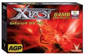 Grafické Karty Nvidia GeForce 4 series ovladače MX440 stažení windows