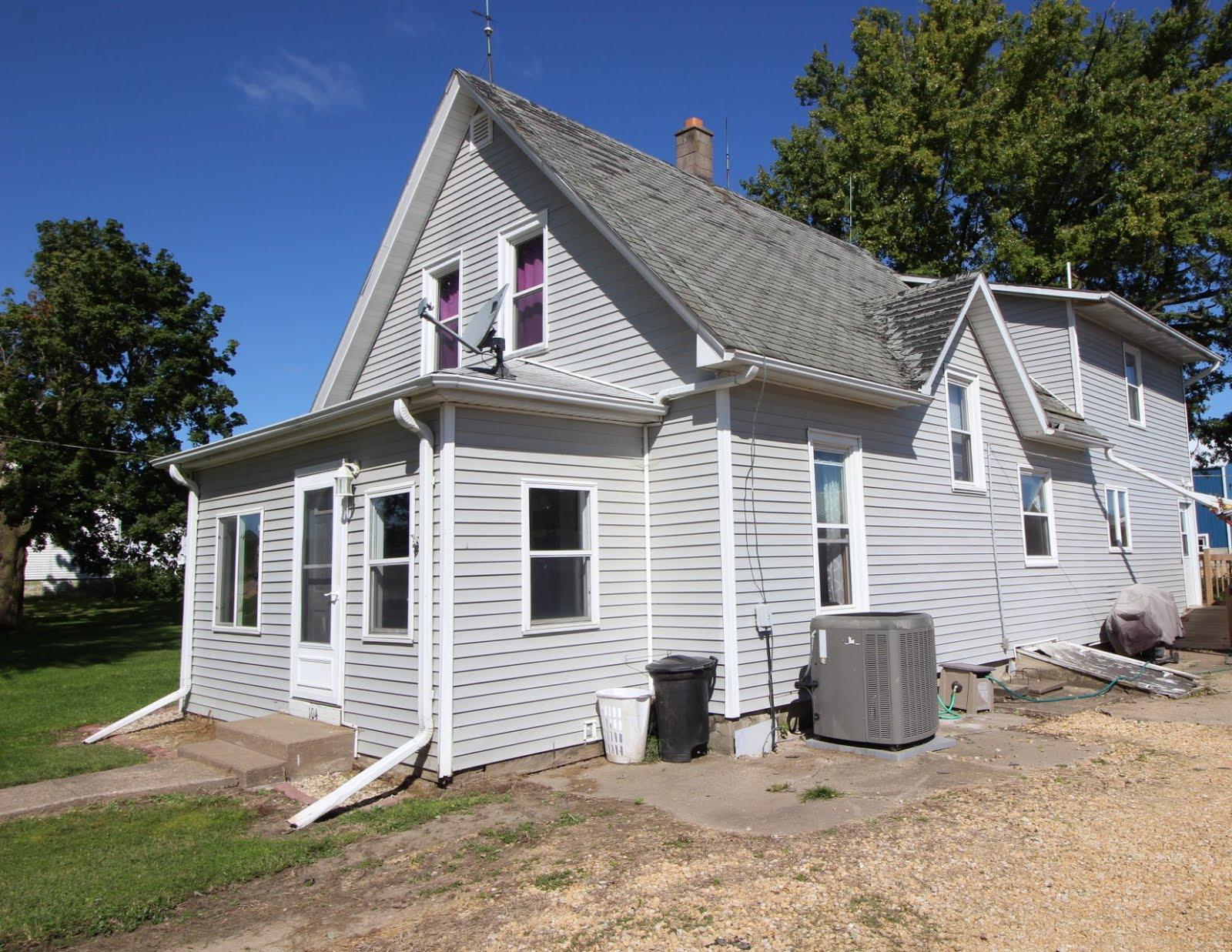 104 West Main St., Spragueville $65,000