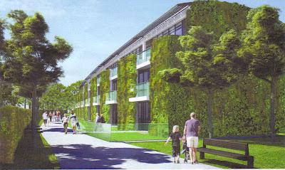 Architects CHASSAY+LAST Portobello Road development