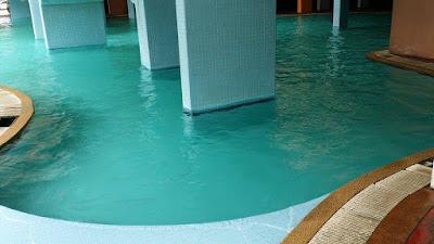 kolam rumah kakak
