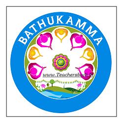 Bathukamma Panduga(Festival) LOGOs