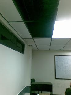 Los salones no son un observatorio espacial pero tienen una cupula para observar las estrellas