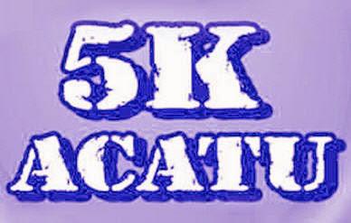 5k ACATU benéficos por los niños autistas (Pando, 11/abr/2015)