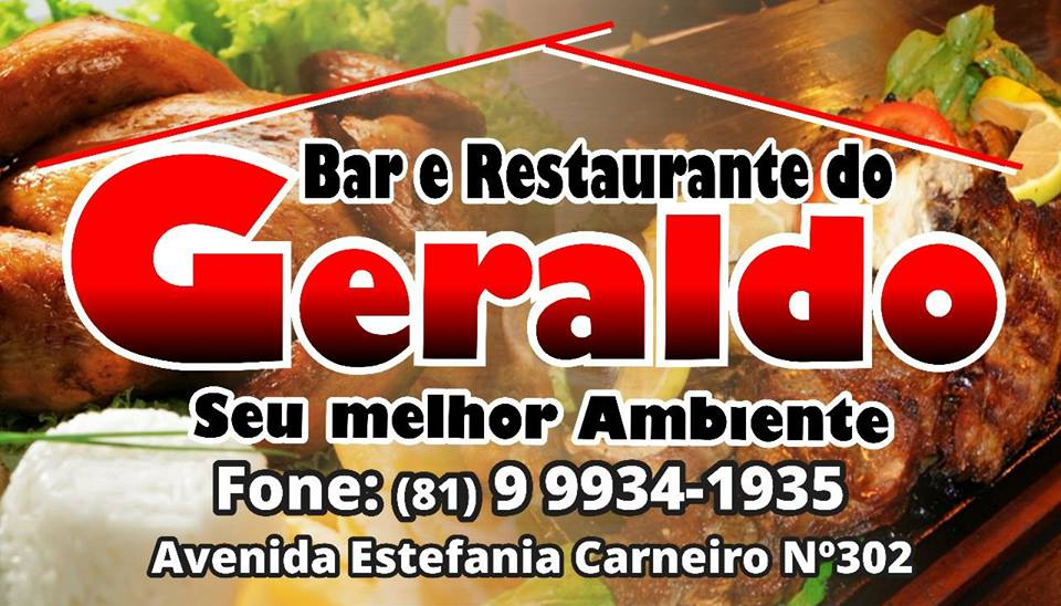BAR E RESTAURANTE DO GERALDO!