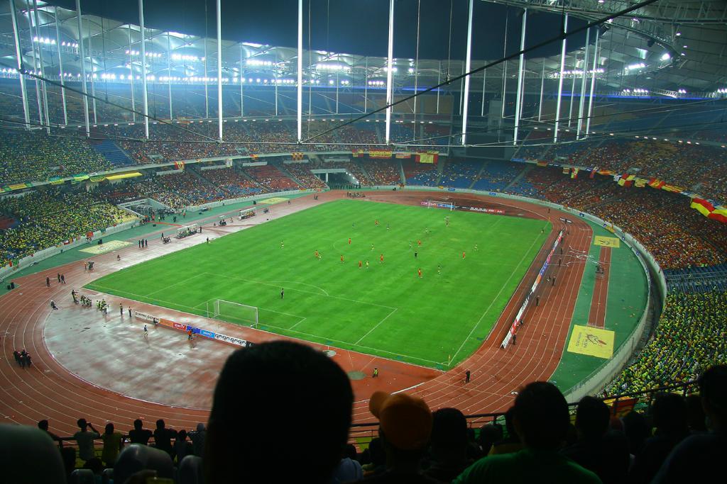 Estadios de futbol mas grandes d