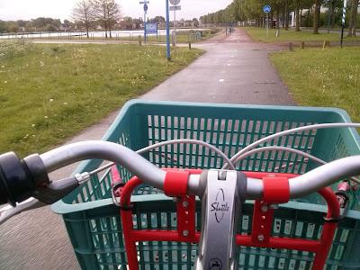 Dagelijks fietsen
