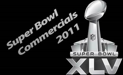 Check out 2011 SUPER BOWL COMMERCIALS (30 videos).