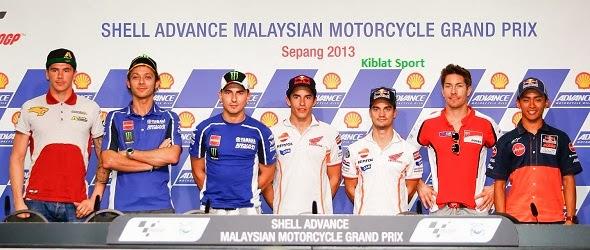 Jadwal Siaran Langsung MotoGP Sepang Malaysia 2013 TRANS7