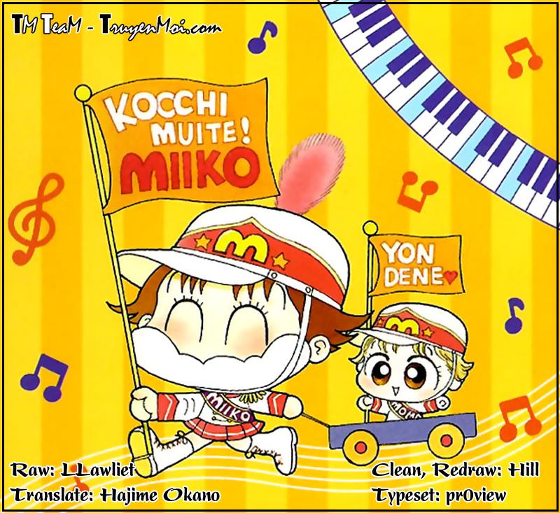 Kocchi Muite! Miiko chap 22 - Trang 18