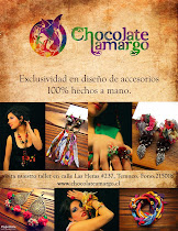 Sigue a Chocolate Amargo también en facebook!