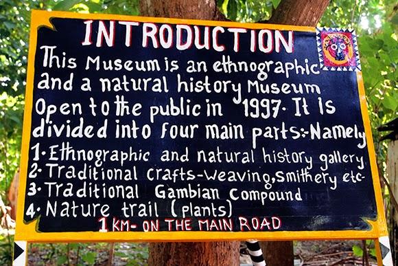 gambia tanji village museum