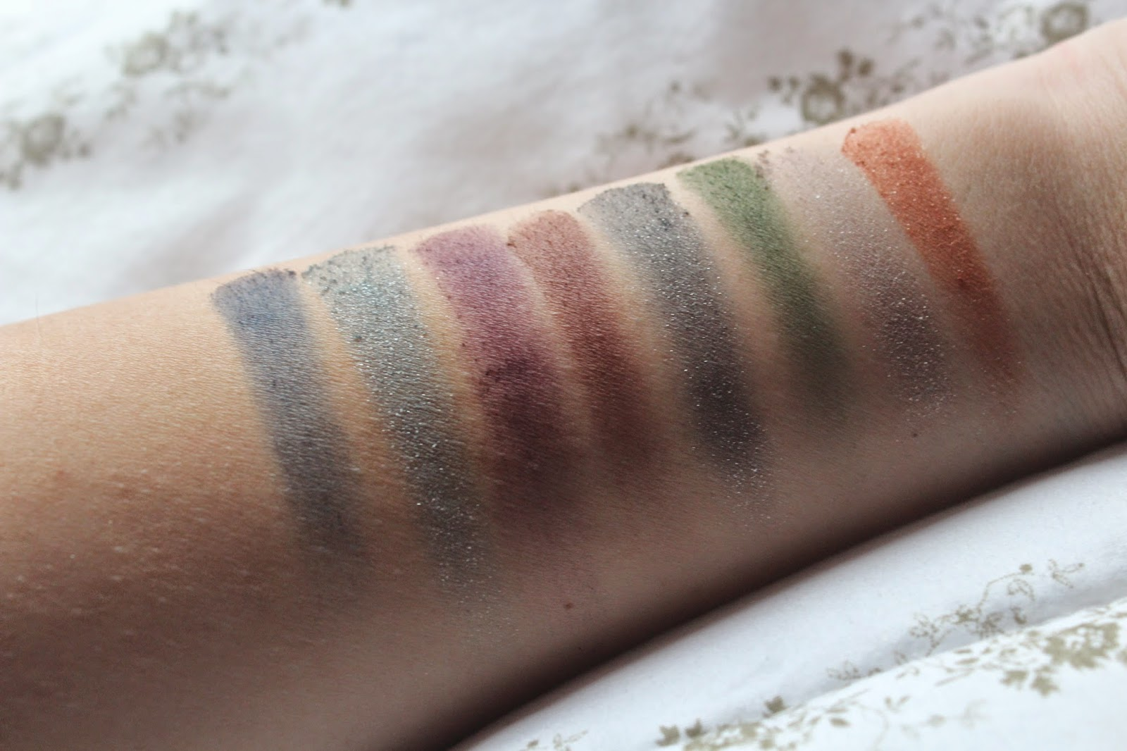 Secrets in wonderland: so susan liquid powder shadow palette ...