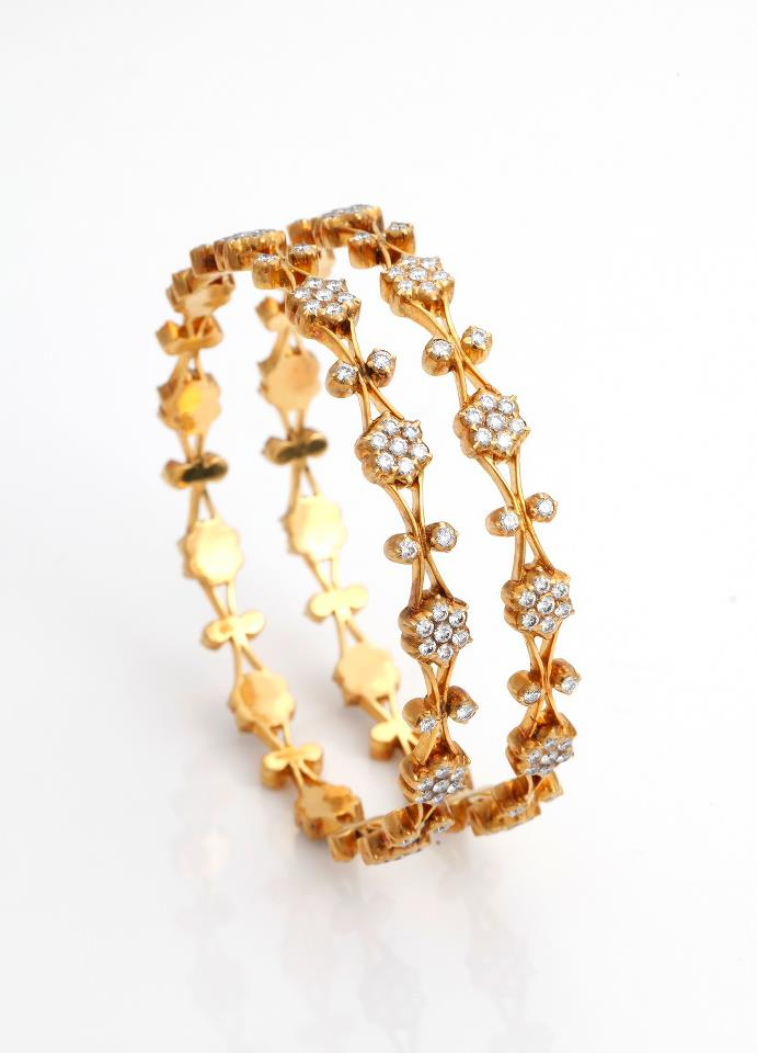 Indian Jewellery And Clothing Beautiful Diamond And Gold