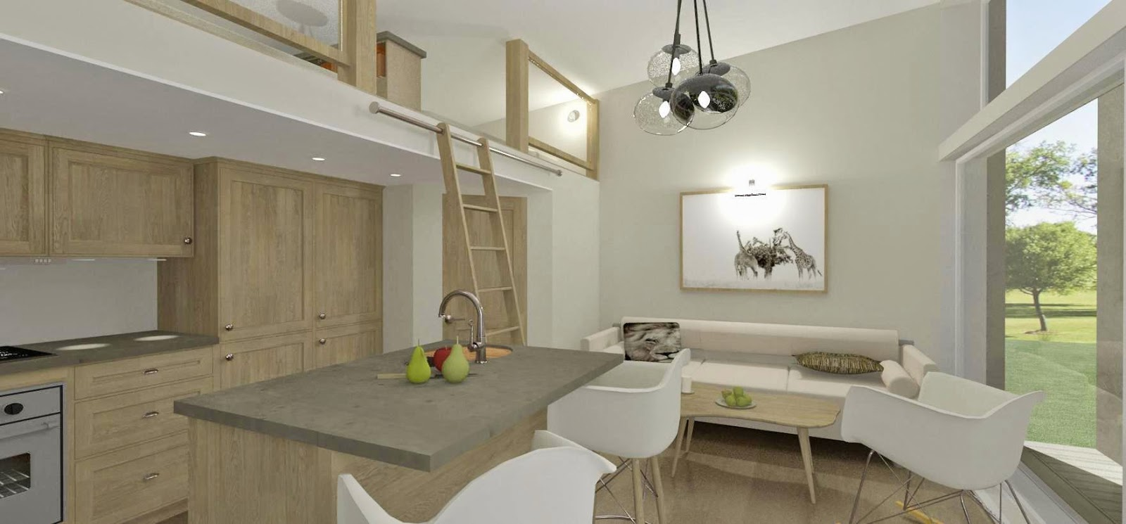 Den vita drömgården: 25 kvadratiska kvadrat   attefallshus i olika ...