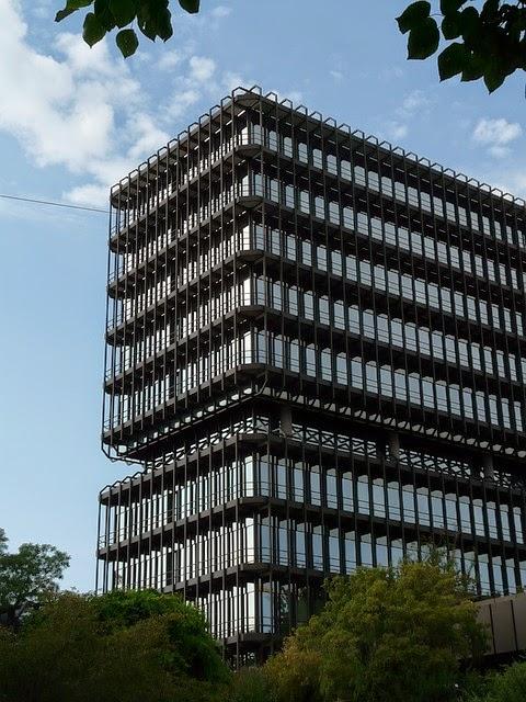 欧州特許庁の建物