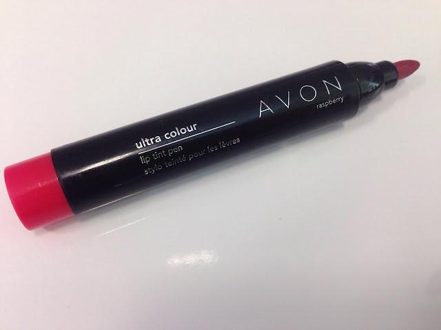 Помада-маркер от Avon в оттенке Strawberry. Отзыв