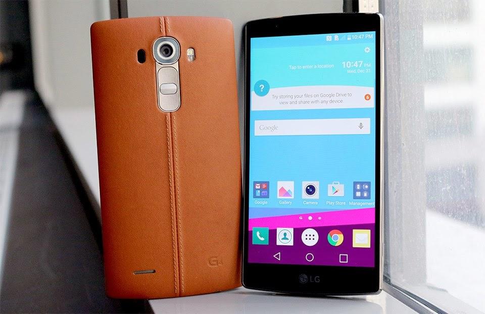 إل جي تكشف عن أول فيديو مصور بـ LG G4