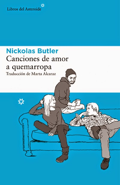 Canciones de amor a quemarropa Nickolas Butler