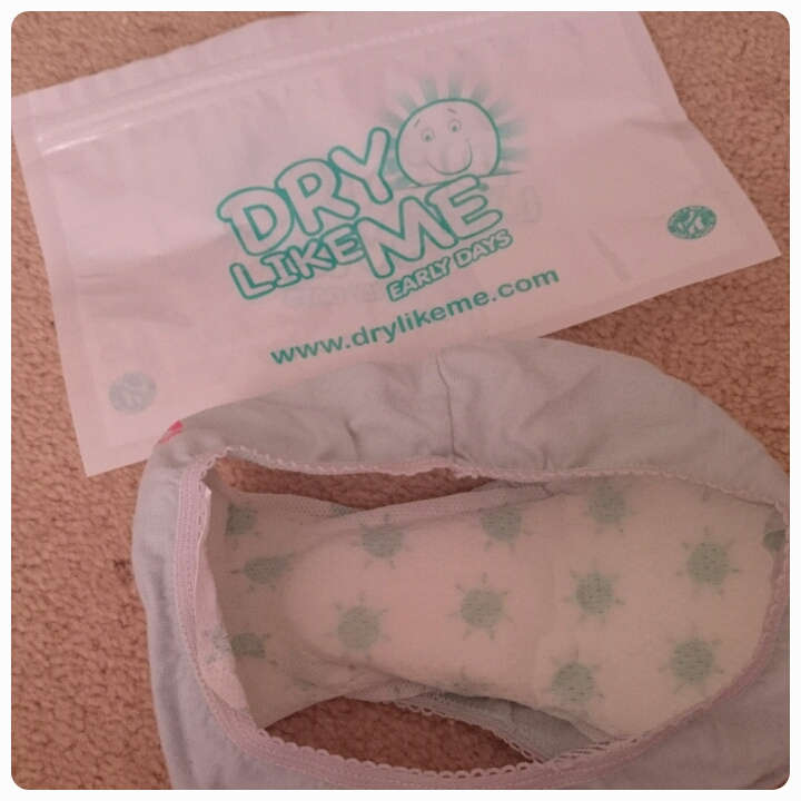 dry like me potty training pads