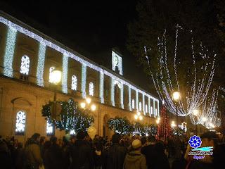 Sevilla - Navidad 2012 - Alumbrado 01