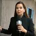 """Repórter do """"Cidade Alerta"""", Leniza Krauss sofre AVC durante gravação de matéria"""