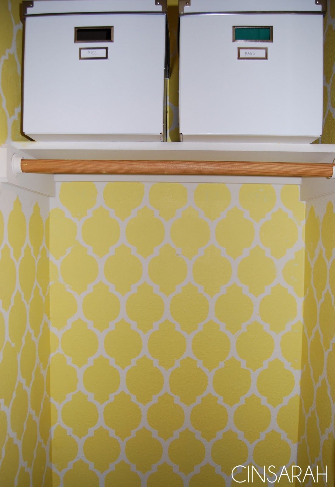 Excellent Wall Stenciling Ideas Contemporary - The Wall Art ...