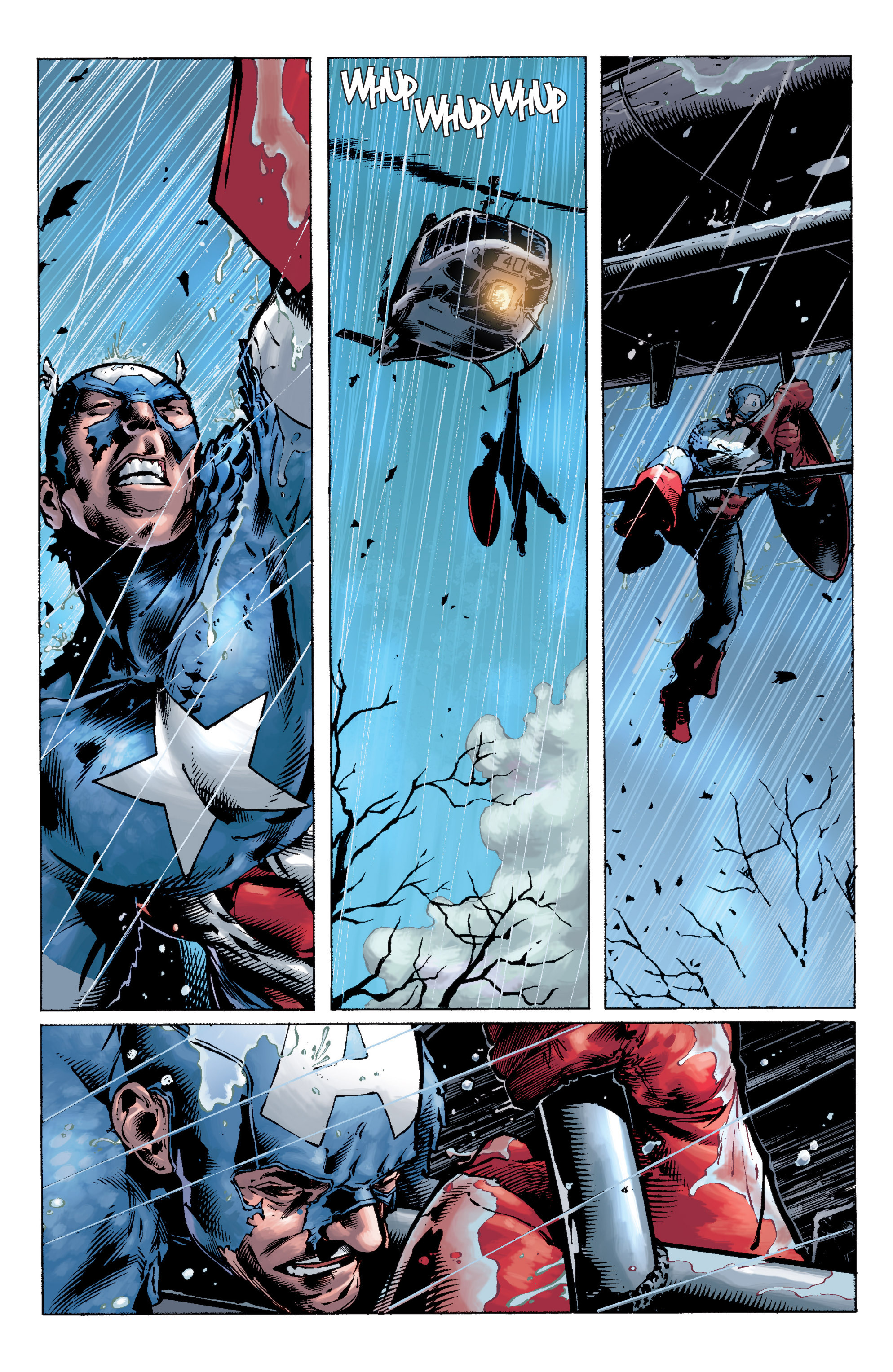 Captain America (2002) Issue #9 #10 - English 17