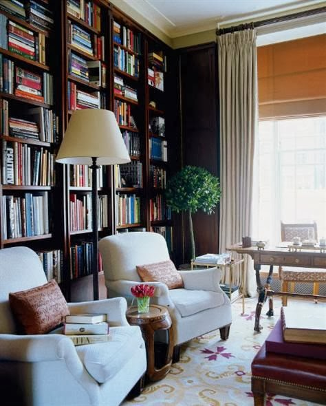 ...joy Of Nesting: Book Worm's Bliss... A Gallery Of The