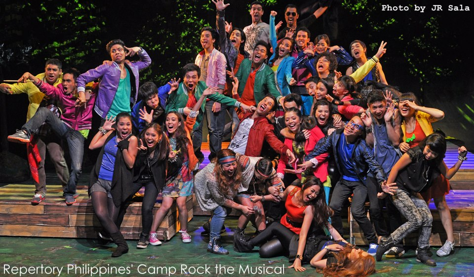BWW Review: Disney's CAMP ROCK by Repertory Philippines