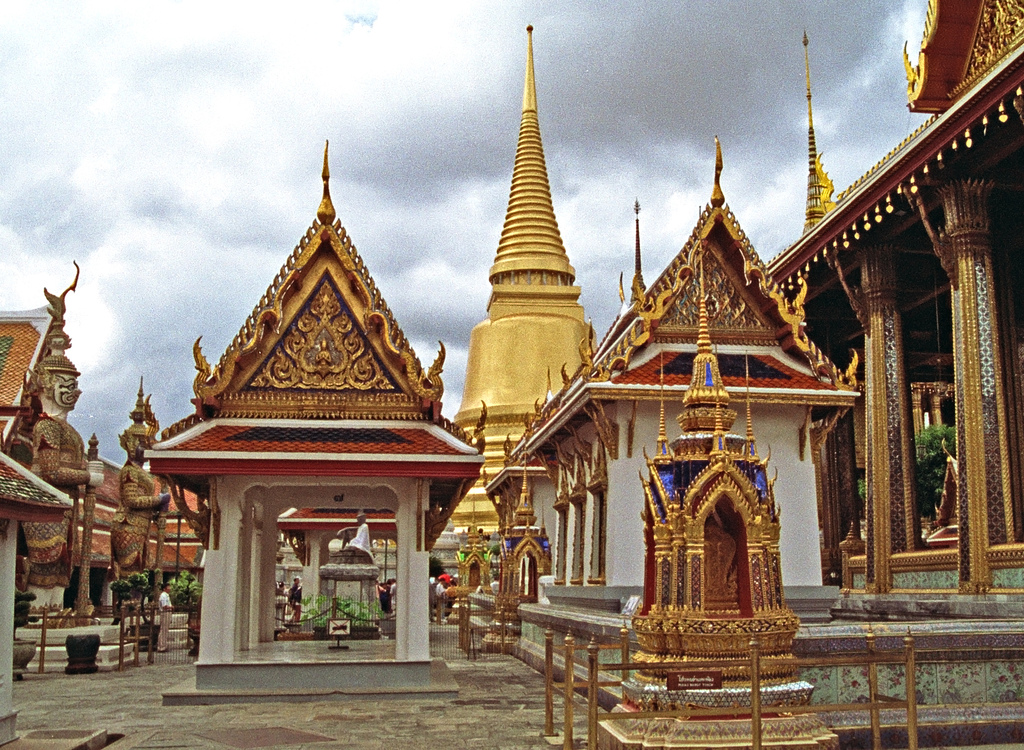 Temple of the Emerald Buddha - Most Famous Places