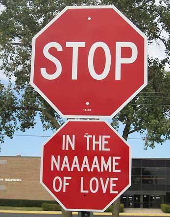Traffic Rule Of Love
