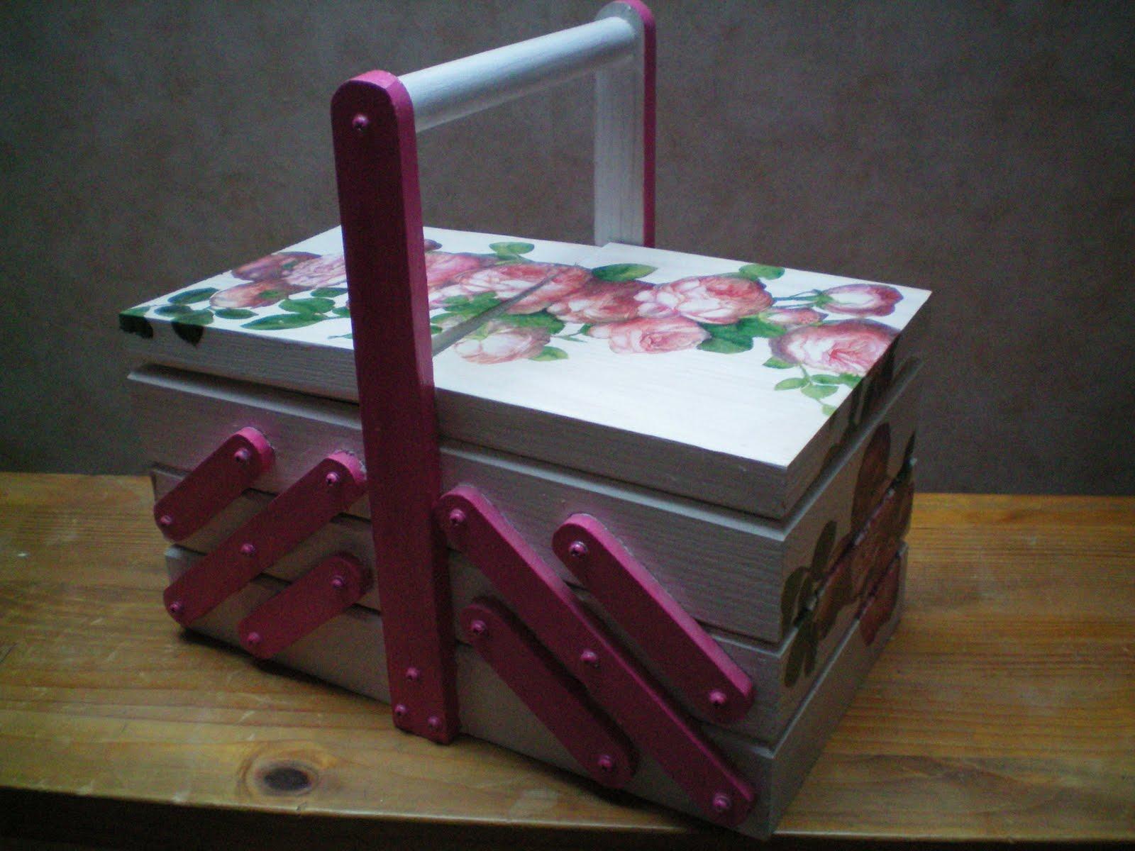 Les r cr ations de sofi une boite couture technique du for Acheter une boite a couture
