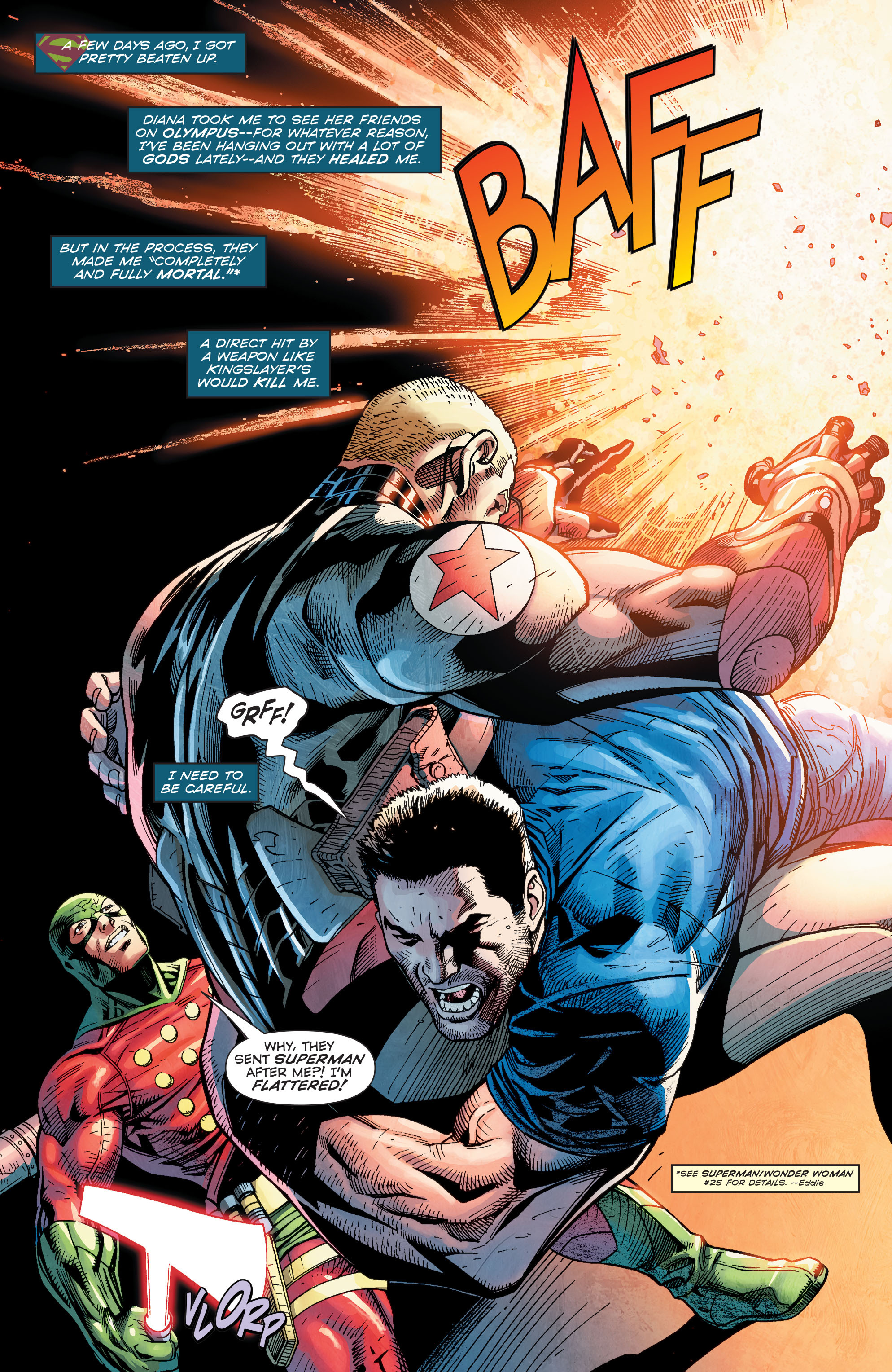Read online Superman (2011) comic -  Issue #48 - 5