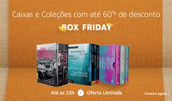 """DESTAQUE: caixa """"Harry Potter – Edição Premium"""" de R$249,50 por <b>R$99,00</b>"""