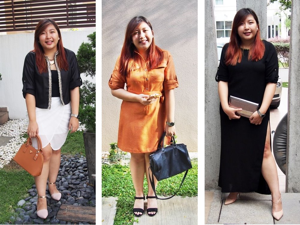 Fashion: Office, Casual and Dinner Looks for Plus Size