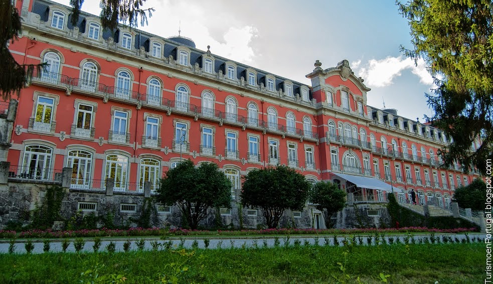 Hotel Vidago Palace Chaves