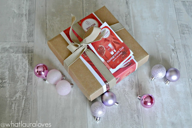 Christmas Gift Guide Weleda Pomegranate Duo