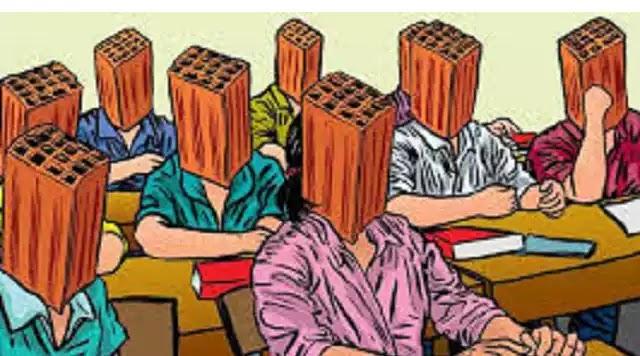 Η τραγική κατάρρευση στην εκπαίδευση.