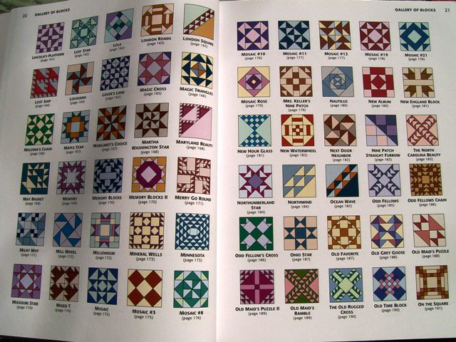 Jóias do Patchwork