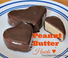 Peanut Butter Eggs (Any Shape)