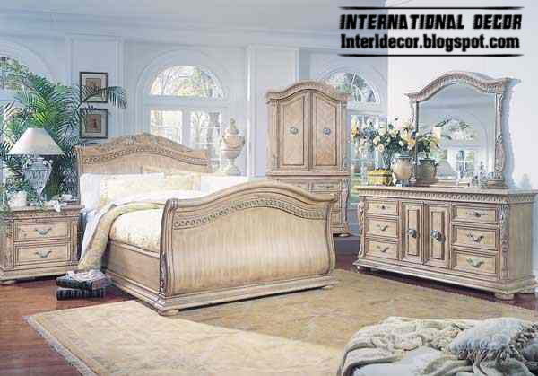 Classic American bedroom furniture designs, styles