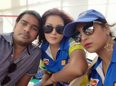Sanjay Bhushan and Anjana Singh