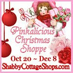 Visit Rhonda's Rose Cottage Designs at The Pinkalicious Christmas Shoppe!