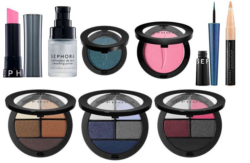 sephoracollection Sephora Collection no Brasil!