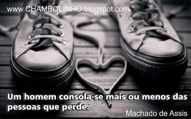 Recadinho Frase Machado de Assis