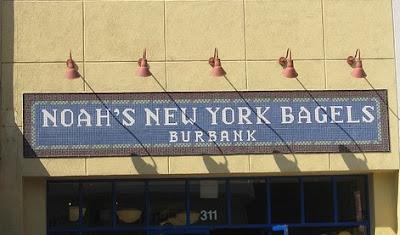 Gooseneck Sign Lights Add Distinctive Value To Noah's New York ...